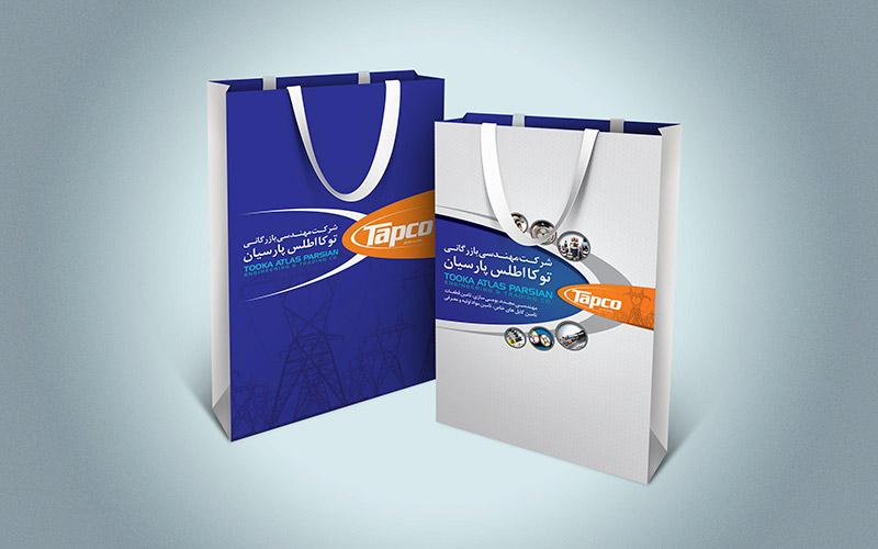 Bag... - طراحی ساک تبلیغاتی