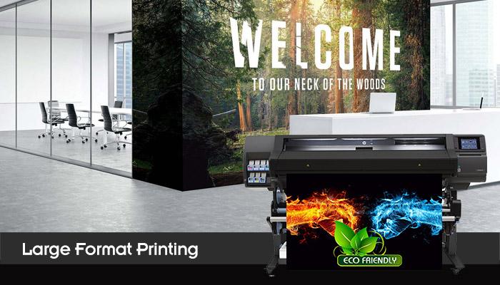 Large Format Printing - چاپ