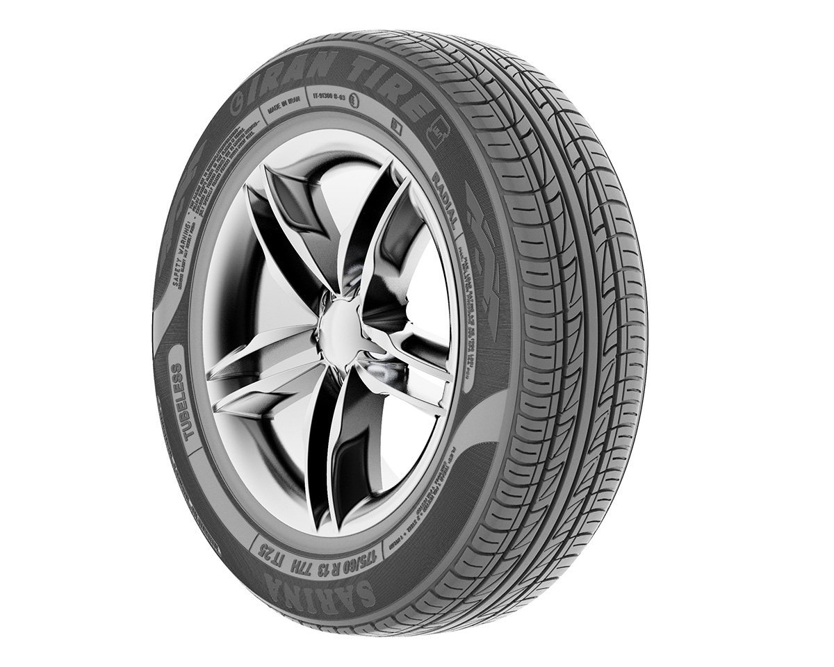 Tir6e - رندر صنعتی سه بعدی